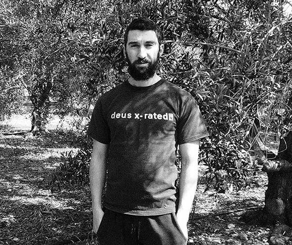 Мариос Каристиос (Marios Karystios)