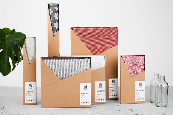 Дизайн упаковки текстиля