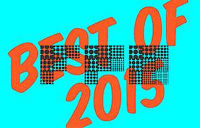 Итоги 2015: чарты главных мировых дизайн-редакций