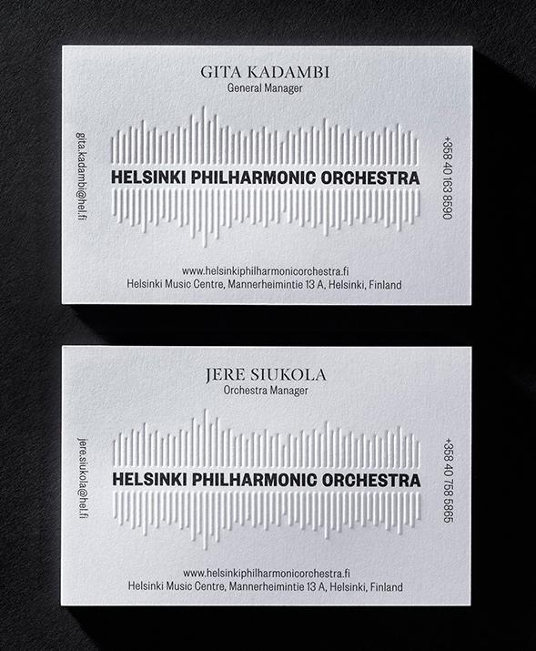 Фирменный стиль оркестра