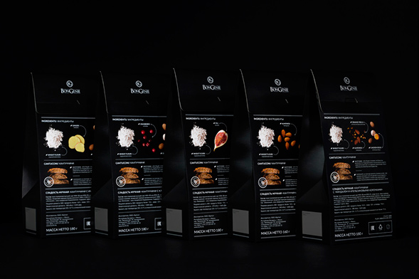 Дизайн упаковки сухариков