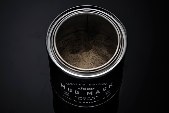 Дизайн упаковки грязевой маски