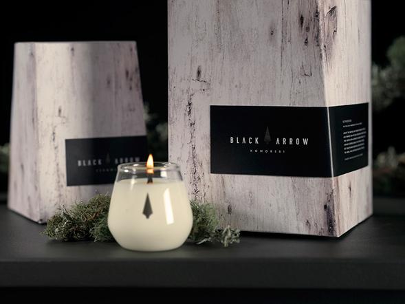 Дизайн упаковки свечей