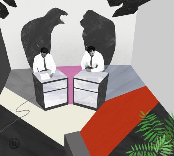 Иллюстрация Билли Кларка