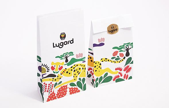 Дизайн упаковки сладостей