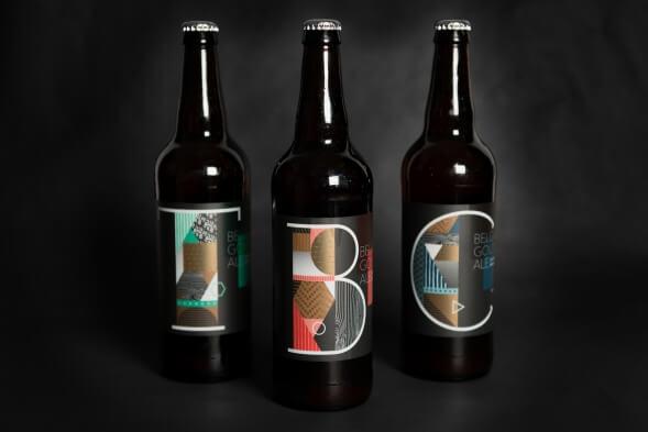 Дизайн упковки пива