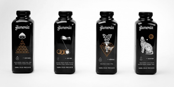 Дизайн упаковки соков