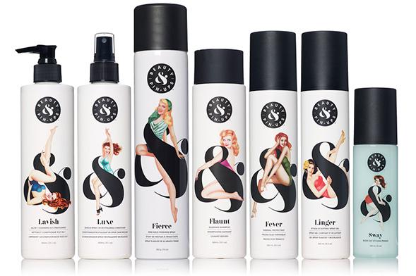 Дизайн упаковки средств по уходу за волосами