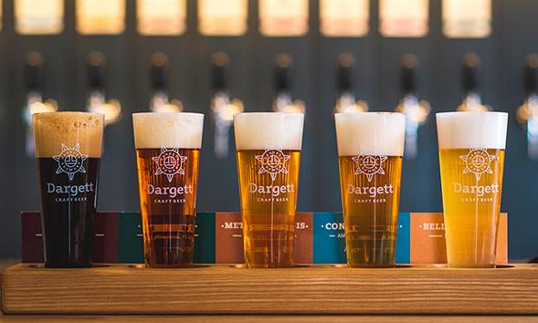 Фирменный стиль пивоварни