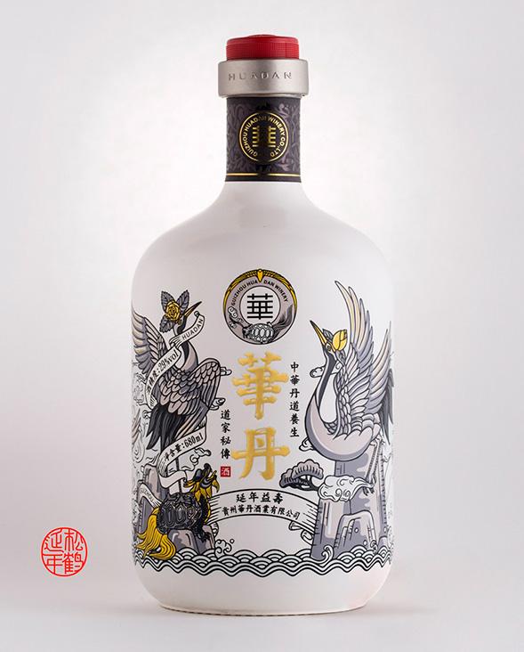 Дизайн винной бутылки