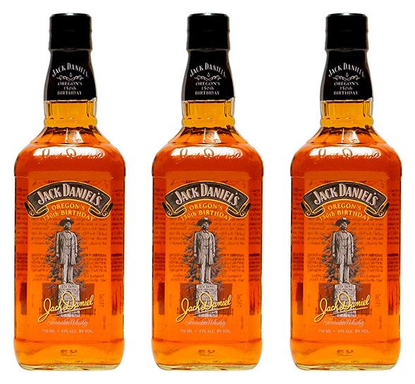 Дизайн упаковки виски Jack Daniels