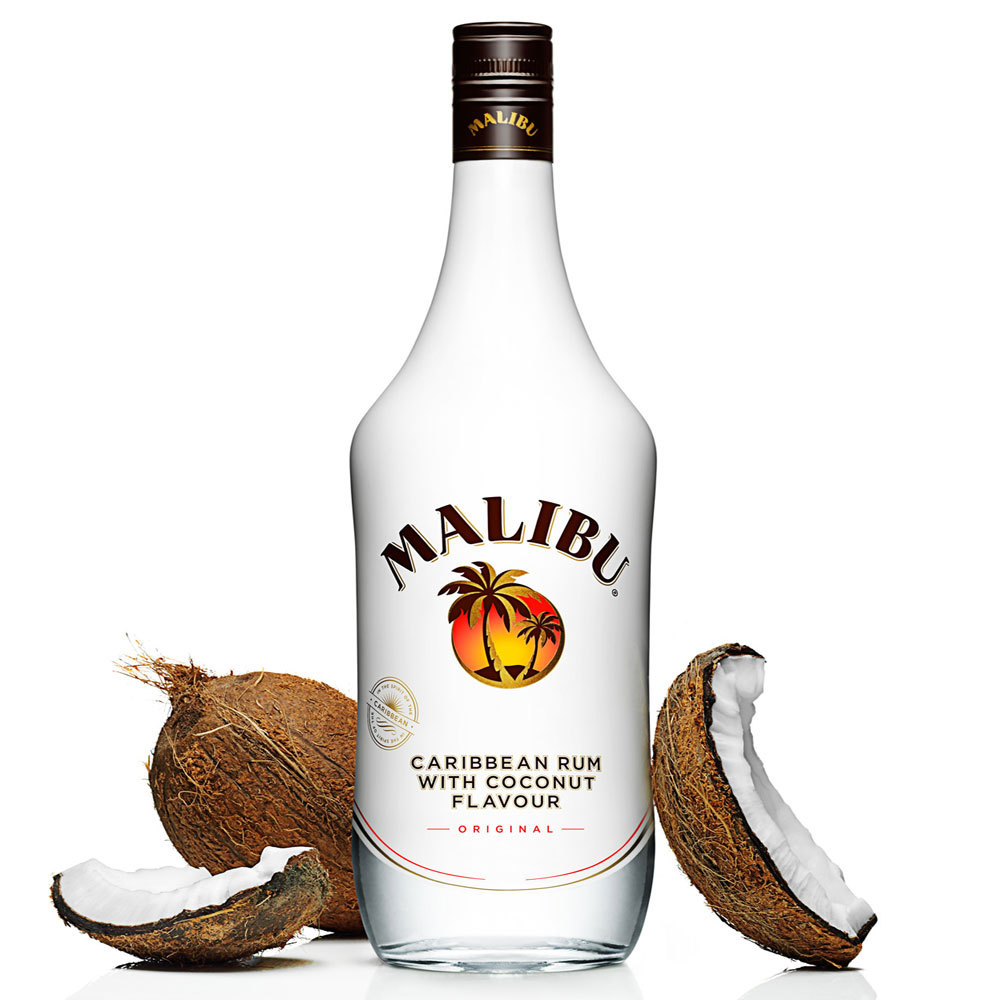 С чем пьют ром малибу