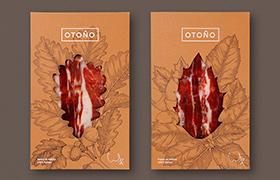 Дизайн упаковки хамона