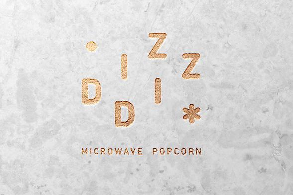 Дизайн упаковки попкорна