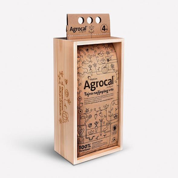 Дизайн упаковки удобрений