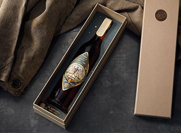 Дизайн упаковки коньяка