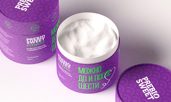 Дизайн упаковки сахара