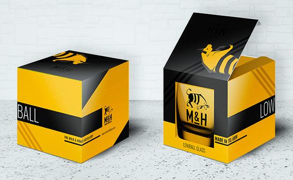 Редизайн бренда виски