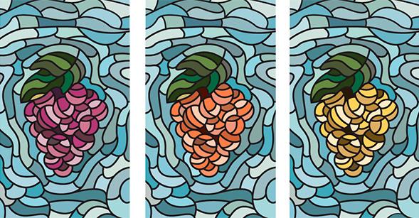 Дизайн этикетки органических продуктов