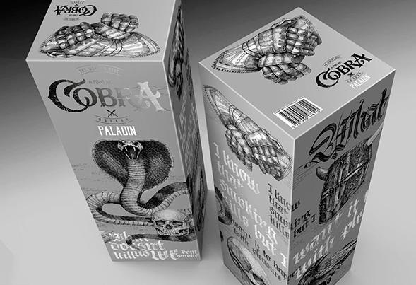 Дизайн упаковки кальяна