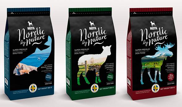 Дизайн упаковки собачьего корма