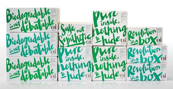 Дизайн упаковки средств гигиены