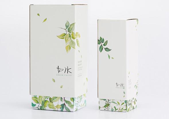 Дизайн упаковки растения