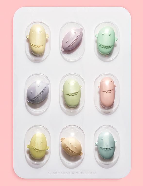 Дизайн упаковки таблеток