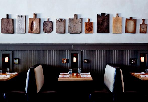 Фирменный стиль ресторана