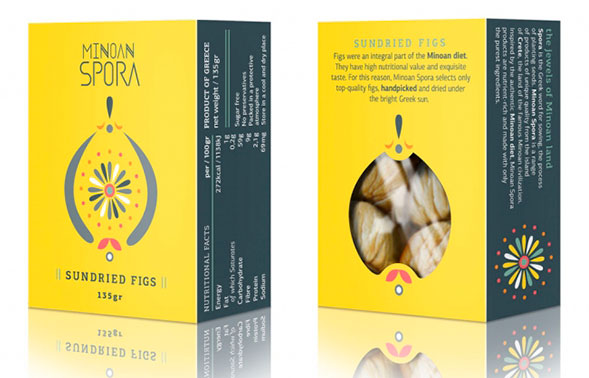 Дизайн упаковки фиников