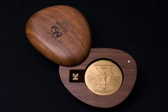 Дизайн упаковки медалей