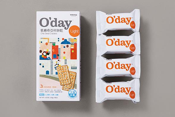 Дизайн упаковки крекеров