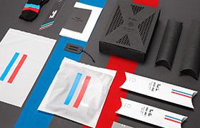 Дизайн упаковки велоаксессуаров