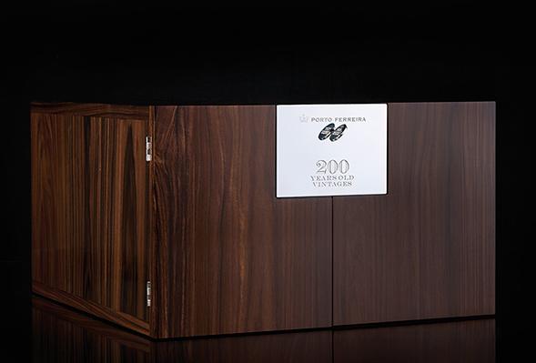 Дизайн подарочного набора вин