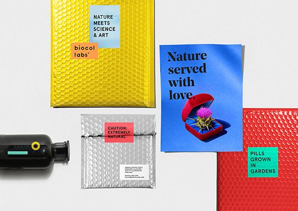 Дизайн упаковки биодобавок
