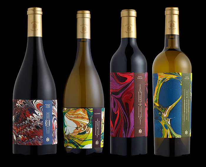 Дизаайн упаковки вина