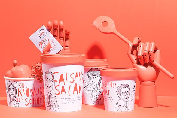 Sans Restaurant by HOCHBURG Design