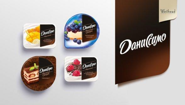 Дизайн упаковки десерта