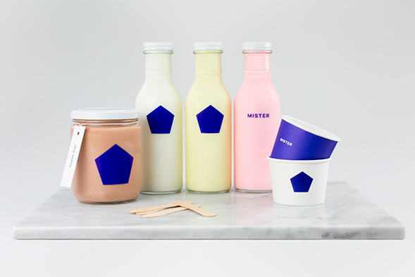 Дизайн кафе-мороженого