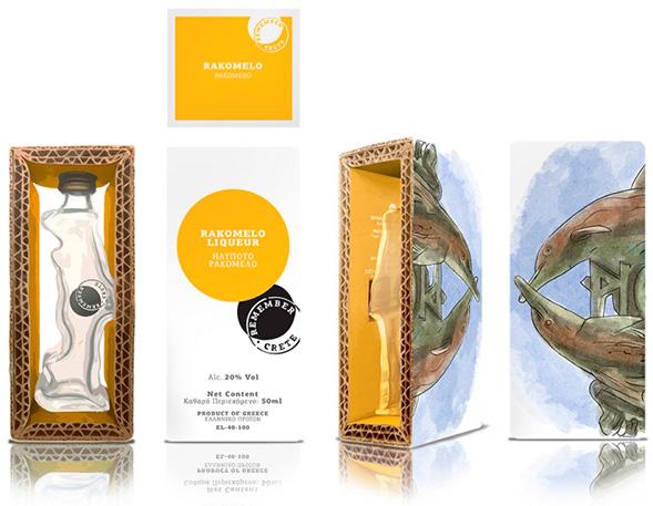 Дизайн упаковки оливкового масла и уксуса