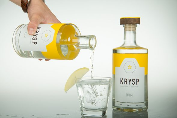 Дизайн упаковки крепкого алкоголя