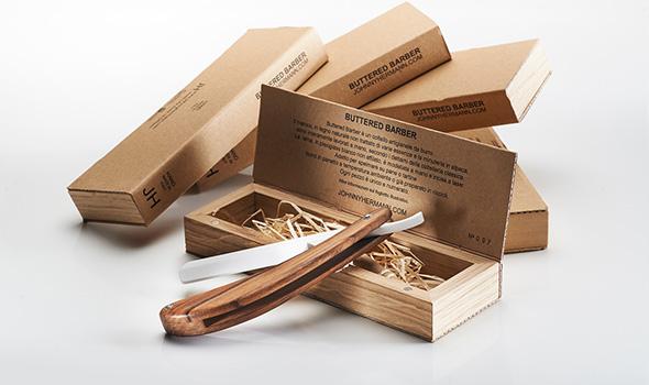 Дизайн упаковки ножа для масла