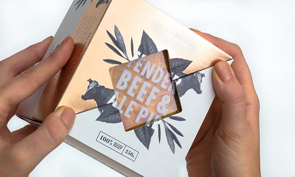 Дизайн упаковки пирога