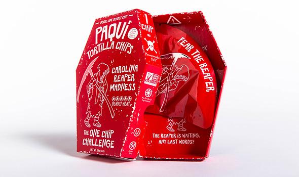 Дизайн упаковки тортильи