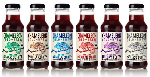 Дизайн упаковки холодного кофе