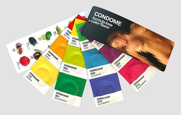 Дизайн упаковки презeрвативов