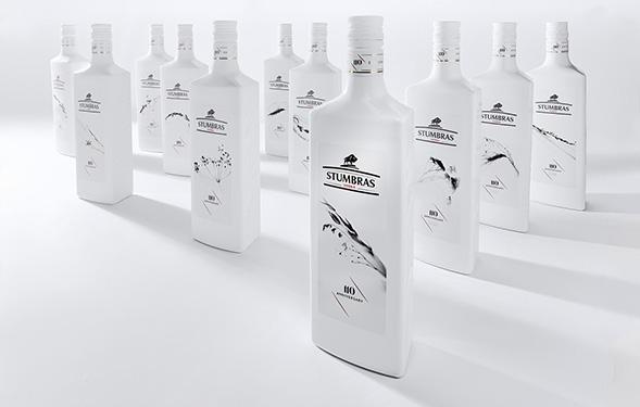 Дизайн упаковки водки