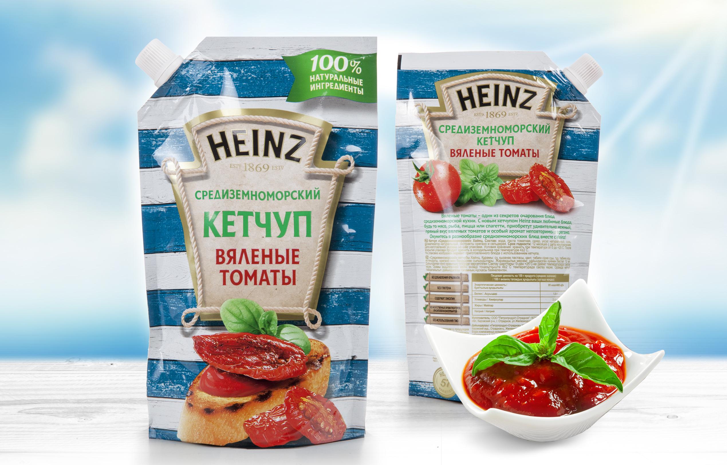 Рецепт приготовления кетчупа хайнц