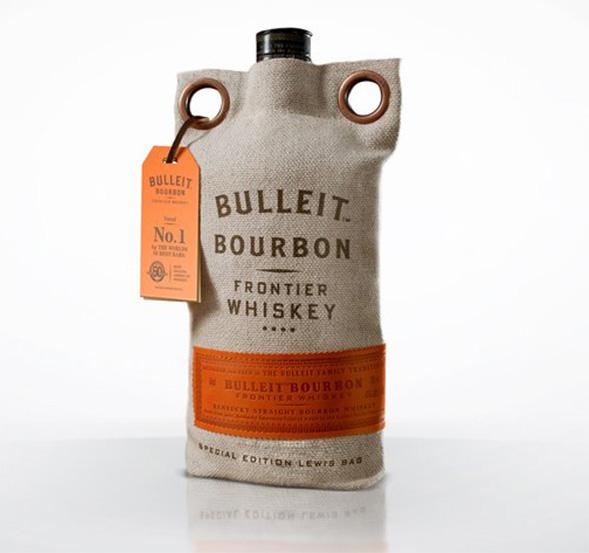 Дизайн упаковки бурбона