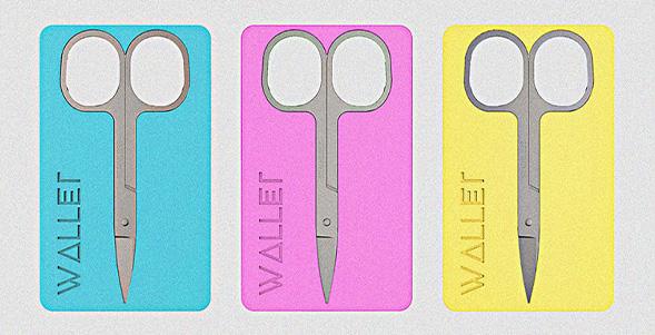 Дизайн упаковки ножниц